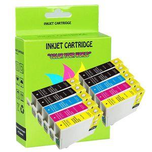CARTOUCHE IMPRIMANTE 10 XL cartouches d'encre pour Epson Expression Acc