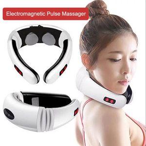 APPAREIL DE MASSAGE  Masseur de cou Appareil de massage Electrique Mass