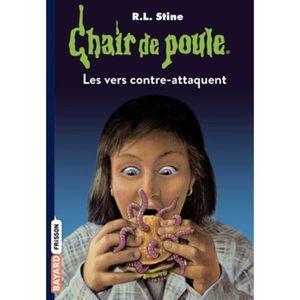 Livre Chair De Poule