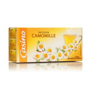 INFUSION Infusion camomille