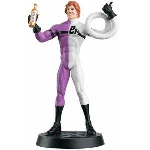 Figurine plomb sur socle DC Comics numérotée N°118 Ventriloquist