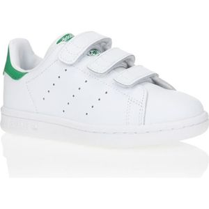 BASKET ADIDAS ORIGINALS Baskets Stan Smith - Enfant garço