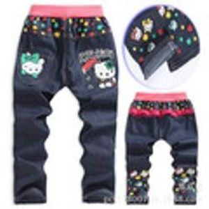 JEANS JEANS  HELLO KITTY