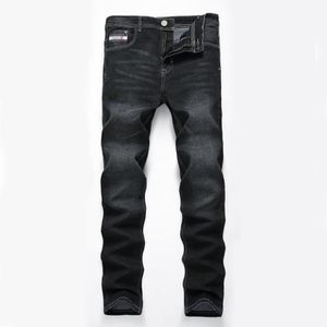 JEANS Jean homme longues slim coupe droite grande taille