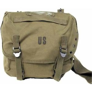BESACE - SAC REPORTER Sac Messenger Besace Musette à Bandoulière US Army
