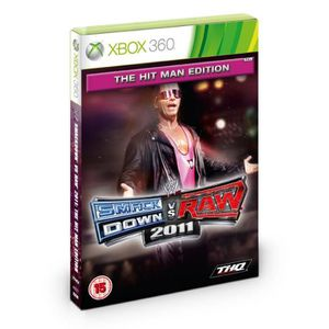 JEU XBOX 360 WWE Smackdown VS Raw 2011 : pack Hitman - édition
