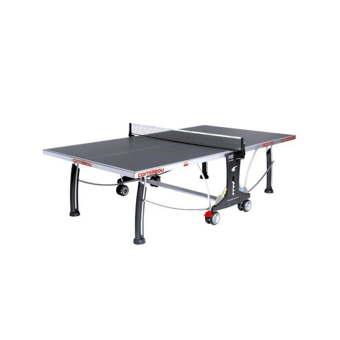 cornilleau table de ping pong sport 300s outdoor prix. Black Bedroom Furniture Sets. Home Design Ideas