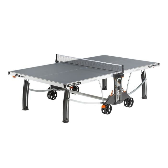 Photo de table-de-tennis-de-table-free-crossover-500m-outdoor-grise