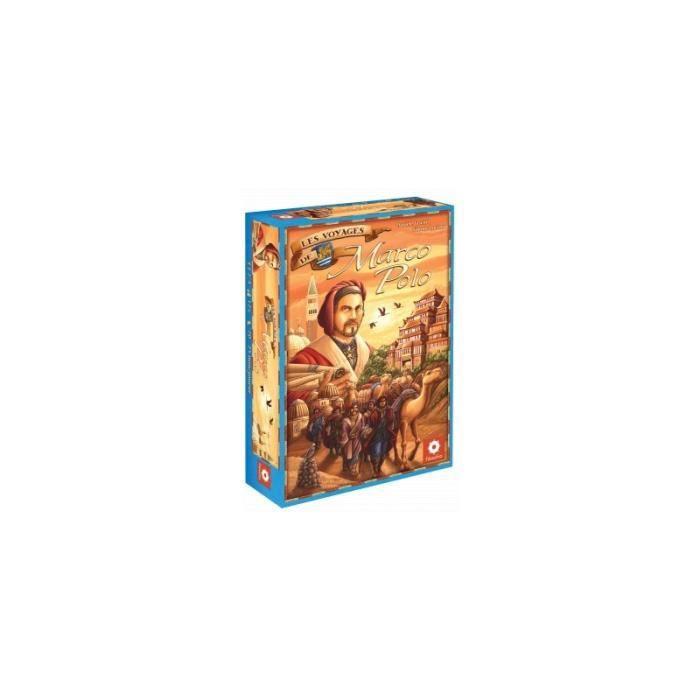 Jeux de société - Les voyages de Marco Polo - Jeu de société