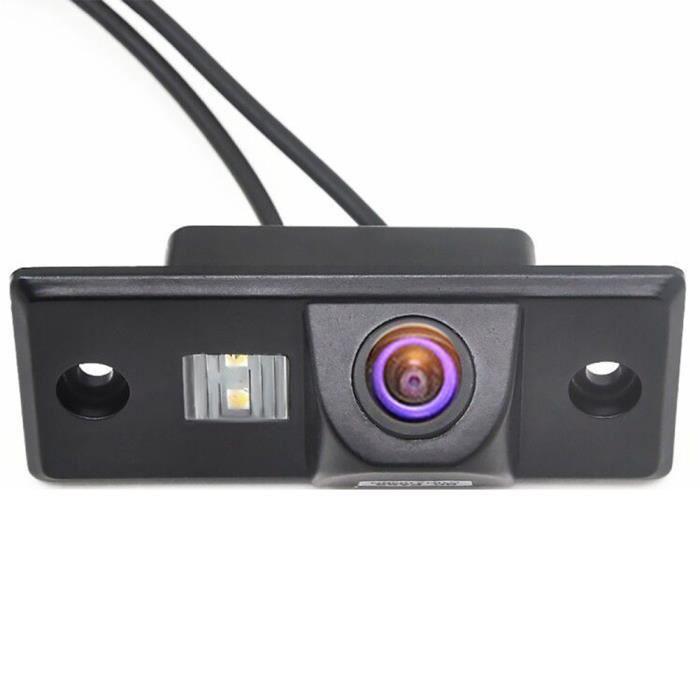 Caméra de recul pour PORSCHE CAYENNE VW Volkswagen SKODA FABIA/SANTANA/POLO(3C)/TIGUAN/TOUAREG/PASSAT