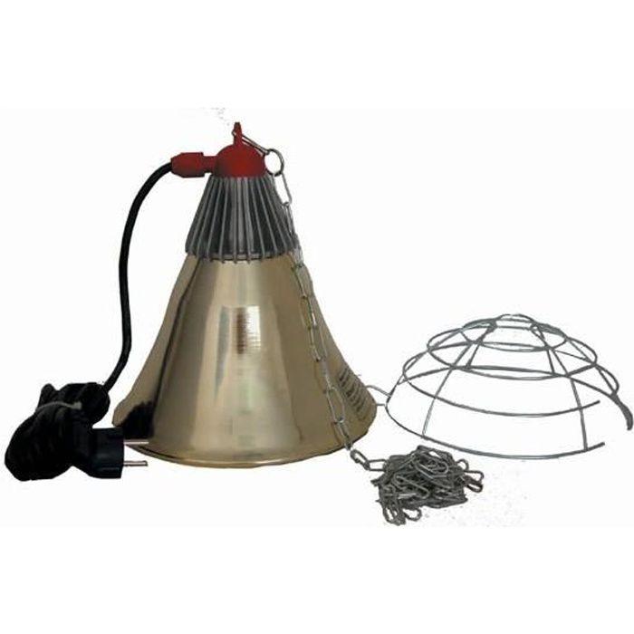 Support De Lampe Simple Ipx4 - Éleveuse Électrique