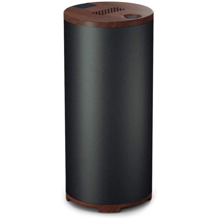 PURZONE- D&eacutesodorisant Purificateur d'air ozone transportable pour voiture, cuisine, maison, bureau - Noir429