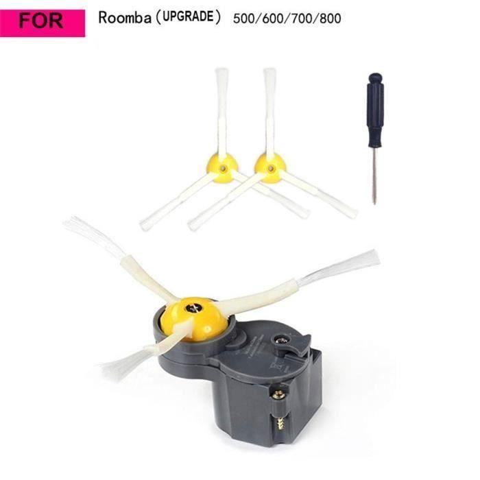 Côté moteur de la brosse Module et Brosse Latérale Roomba 500-600-700-800 Aspirateur_qi1664 A31286