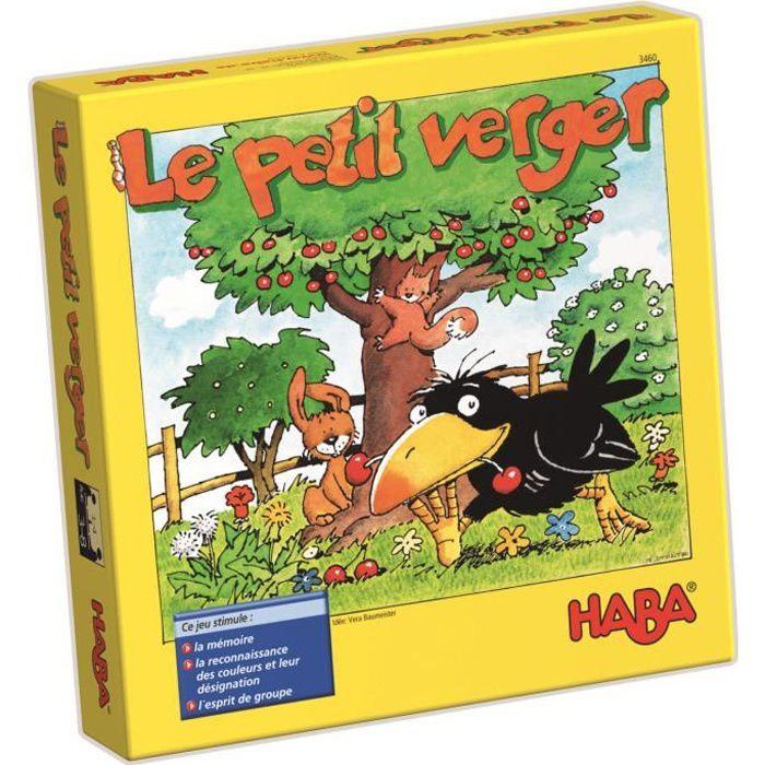 HABA - Le Petit Verger - Jeu coopératif - 3 ans et plus, 3460