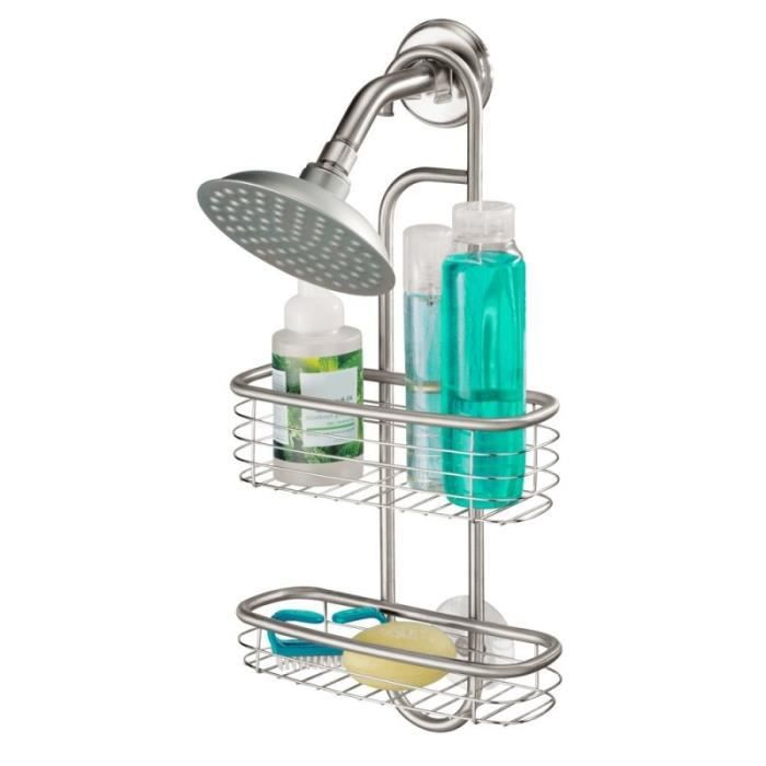 Serviteur de douche - Interdesign - Etagère de ...