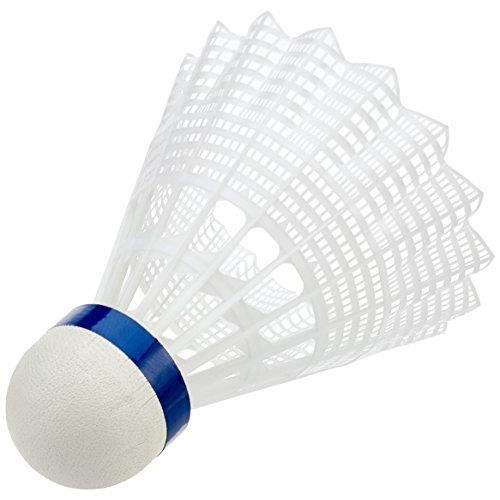 Yonex De Badminton Badminton Ball Boîte Mavis 350 3 balles, Blanc, One Size