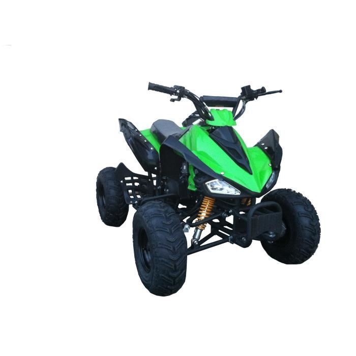 quad 125cc 4t raptor vert achat vente quad quad 125cc. Black Bedroom Furniture Sets. Home Design Ideas