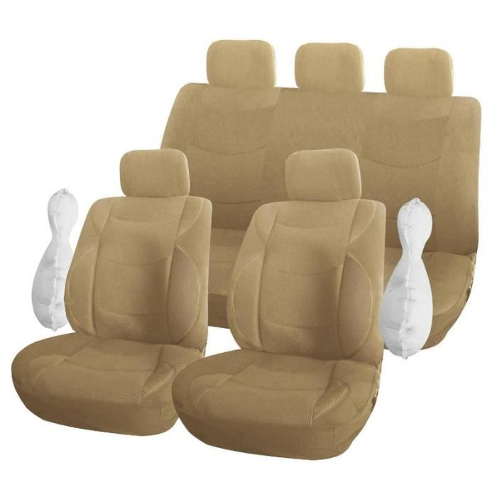 housse de voiture beige achat vente housse de voiture. Black Bedroom Furniture Sets. Home Design Ideas
