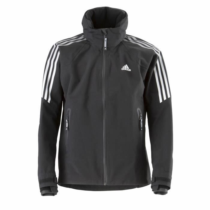 veste de quart homme adidas sail noir noir achat. Black Bedroom Furniture Sets. Home Design Ideas