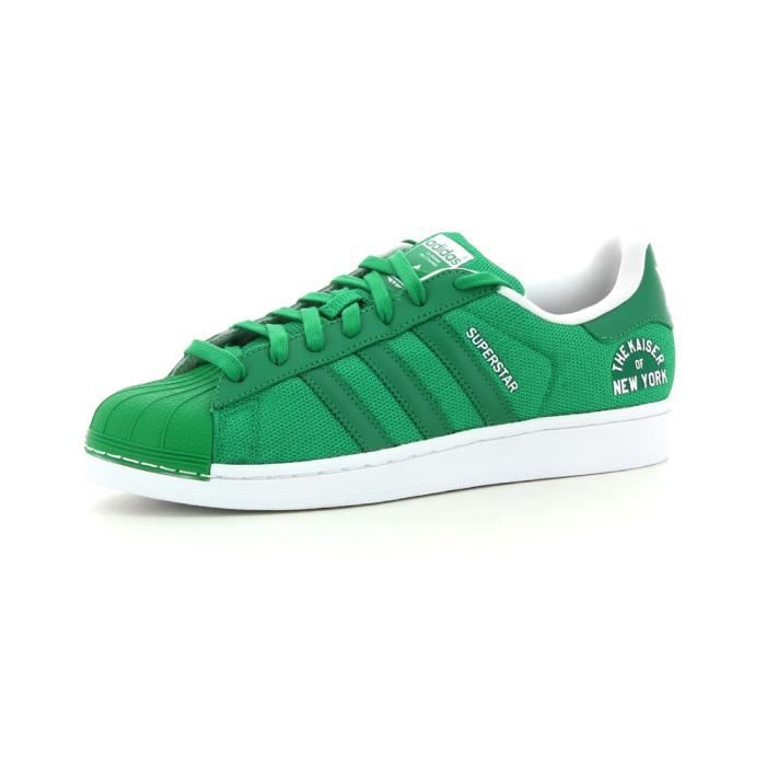 adidas original superstar verte. Black Bedroom Furniture Sets. Home Design Ideas