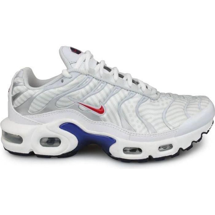 Nike Air Max Plus TN Junior Blanc BLANC - Cdiscount Chaussures