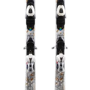 "ski occasion adulte TECNO PRO /""INFINITY tailles:144cm//152cm//160cm+fixations"