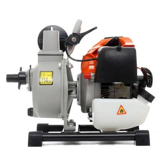 DCRAFT | Pompe à eau thermique débit 300 L/min | Pompe à l