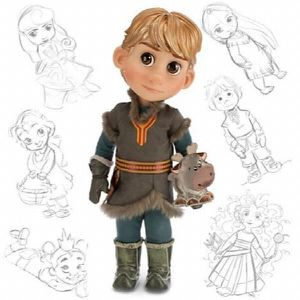 POUPÉE Disney Collection Animateurs Frozen Kristoff Doll