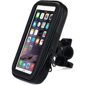 FIXATION - SUPPORT Case Mont Guidon WaterProof Moto Bike Pour iPhone