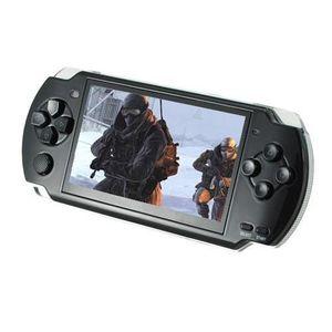 CONSOLE PSP 4,3 pouces écran TFT 4GB MP4 / MP5 / PMP Game Play