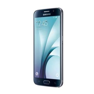 SMARTPHONE RECOND. Noir Samsung Galaxy S6 G920F 32GB occasion débloqu