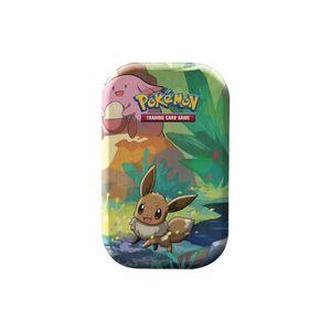 CARTE A COLLECTIONNER Pokemon Mini Tin Box Evoli : Amis de Kanto - Carte