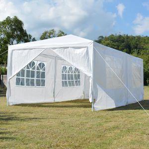 TONNELLE - BARNUM ISE Tente de Réception 3×6M ,Pavillon,Chapiteau ,T