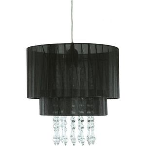 LUSTRE ET SUSPENSION RANEX Lustre - suspension Lustre Amy E27 60W noir