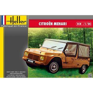 VOITURE À CONSTRUIRE Maquette Voiture : Citroën Mehari