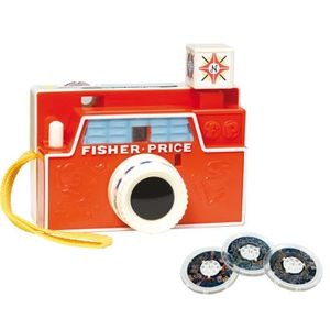 APPAREIL PHOTO ENFANT ASMOKIDS - FISHER PRICE- APPAREIL PHOTO