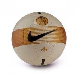 BALLON DE FOOTBALL Ballon de Football Nike PSG Paris Saint-Germain Or