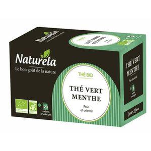 THÉ Naturela Thé Vert Menthe Bio