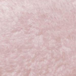 TISSU Tissu Eponge Bouclette Rose - Tissu au mètre - Qua