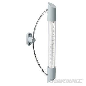 THERMOMÈTRE - BAROMÈTRE Thermomètre intérieur/extérieur sur pivot