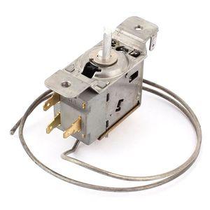 un 4 WDF18-L 3 Broches Bornes Congélateur Réfrigérateur Thermostat 62 cm Cord AC 250 V 5