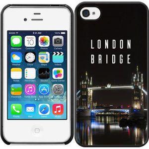 Coque iphone 4 london