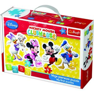 PUZZLE TREFL Puzzle Baby Classique Mickey Club House - 2