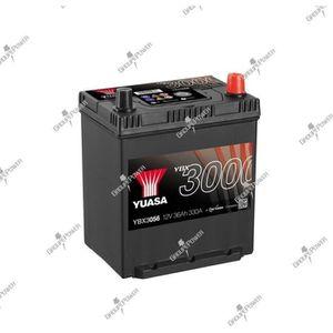BATTERIE VÉHICULE Batterie auto, voiture YBX3056 12V 36Ah 330A Yuasa
