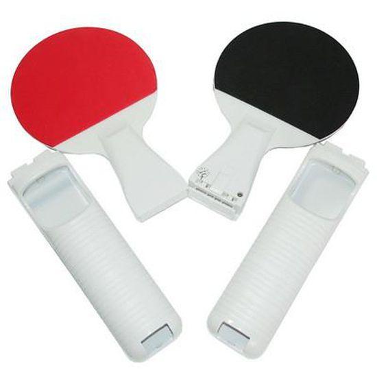 Raquette Tennis De Table Pour Nintendo Wii Achat Vente Manette