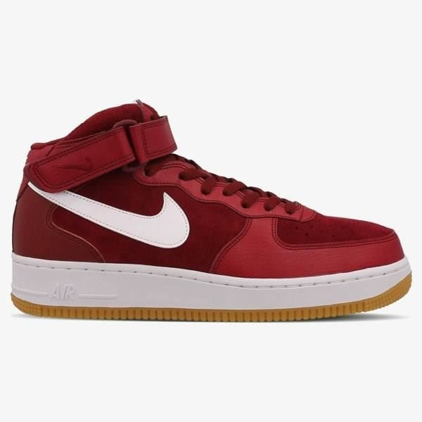 NIKE Baskets Air Force Chaussures Mid Chaussures Force Homme qEccsByV 402a49