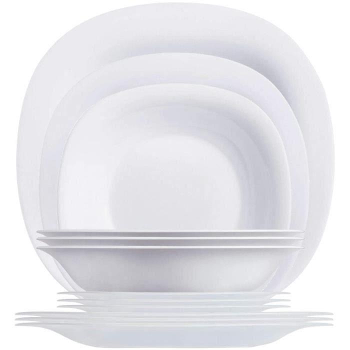 Service à vaisselle - 18 pièces - Luminarc[203]