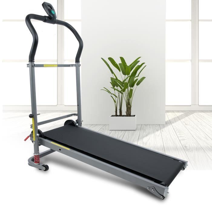 JIE Machine à courir Machine de remise en forme courante motorisée par support mécanique de tapis roulant de pliage