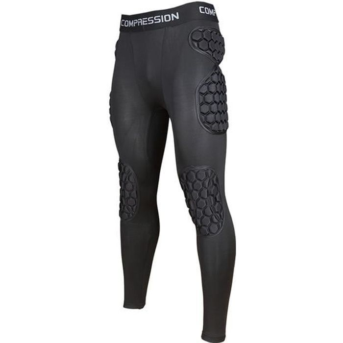 Zencart Football Gardien De But Formation Pantalon Gardien De But Maillots Kit Vêtements Genou Coude Rembourré Tout Autour Alvéol