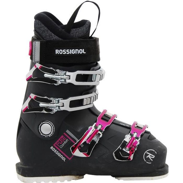Chaussure ski Rossignol Pure comfort noir